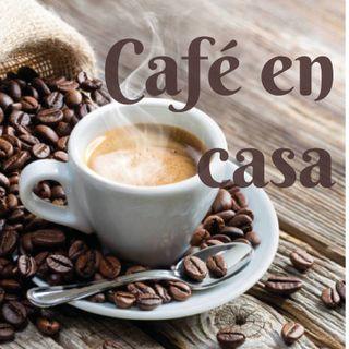 Preparación de café en casa