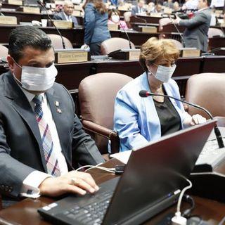 Reperpero en la Cámara de Diputados por la prórroga del estado de emergencia (parte 1)