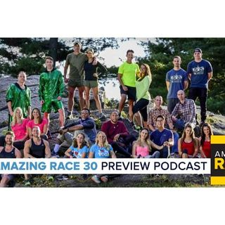 Amazing Race 30 Preview Podcast