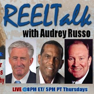REELTalk: Super Bowl Champion Burgess Owens, Legal Analyst Christopher Horner and author of Ball of Collusion Andrew McCarthy