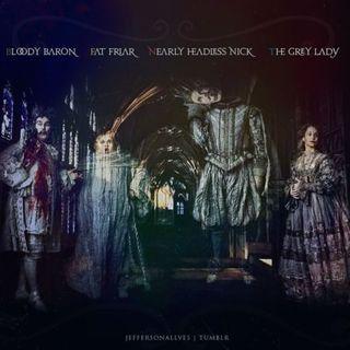Hogwarts Hayaletleri - Büyücülük Tarihi 3.bölüm