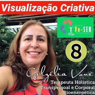 Visualização Criativa 8 por Gilzélia Vone