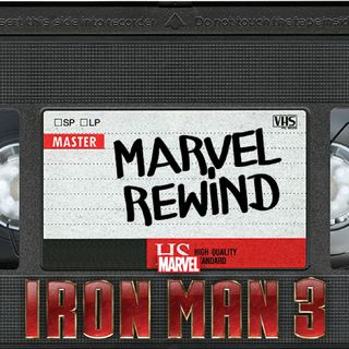 The Marvel Rewind: Iron Man 3