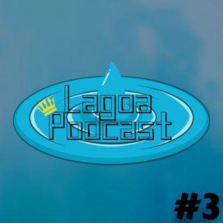 Lagoa Podcast Ep.3 - MÚSICA
