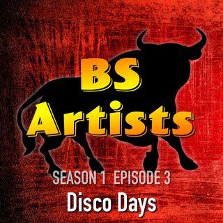S1 E3 Disco Days