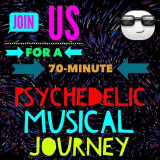 STEVE LUDWIG'S CLASSIC POP CULTURE # 100 ~ PSYCHEDELIC JOURNEY