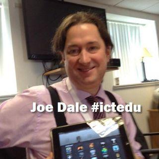 Joe Dale Talks iPads