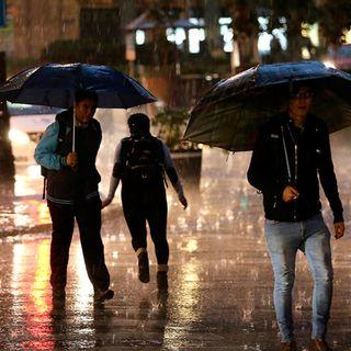 Habrá fuertes lluvias en varios estados del país