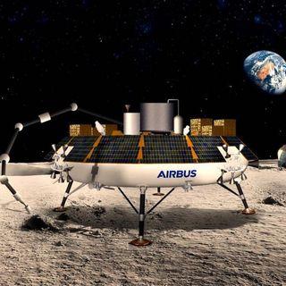 Una fabbrica di ossigeno sulla Luna