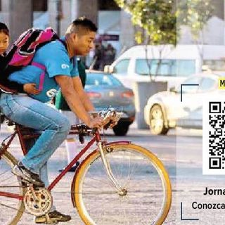 Impulsan regreso a clases en bicicleta, especialistas en Movilidad lanzan una guía Día de caminar y pedalear a la Escuela.