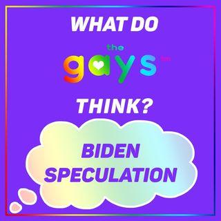 Speculating about Biden's First 100 Days