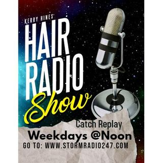 """The Hair Radio Morning Show"" #444  Tuesday, May 5th, 2020"