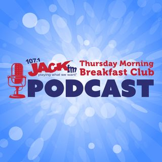 Thursday Morning Breakfast Club Podcast