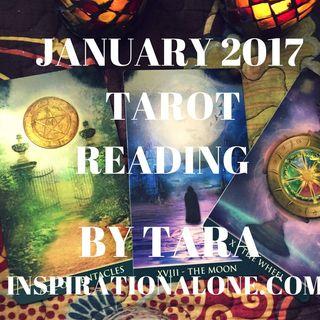 Episode 33:Aquarius Mid Month Reading January 2017