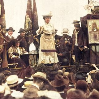 Rosa Luxemburg vs Eduard Bernstein and the German Revolution | History of Socialism