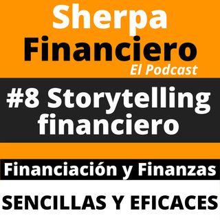 #8 Storytelling financiero ¿mis series favoritas?, libro recomendado y 4º mandamiento