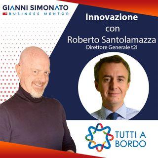 #66 Innovazione, Materie Prime, Sostenibilità, con Roberto Santolamazza e Gianni Simonato