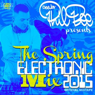 The Spring ELECTRONIC Mix 2015 [OFFICIAL MIXTAPE]