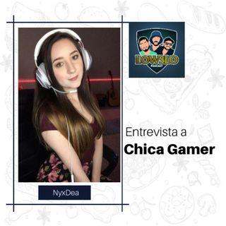 EPISODIO 10: Entrevista a una chica gamer