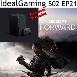 IdealGaming S02 EP21 - Ghost of Tsushima, Xbox Showcase e Ubisoft Forward