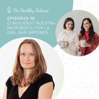 Episodio 10. Conociendo nuestra microbiota con la Dra. Sari Arponen