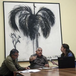 Diálogo sobre el Sistema Político Cubano
