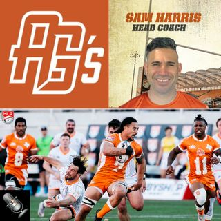 Rugby 101 with AGs Head Coach Sam Harris Mar 11 2021