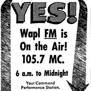 #07 - The Birth of WAPL-FM