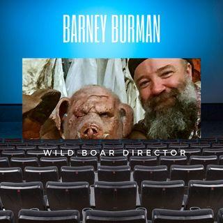Barney Burman