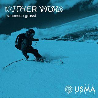 In other words - Francesco Grassi
