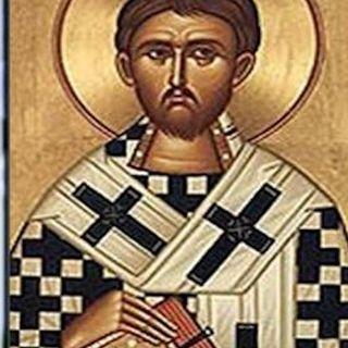 San Eleuterio, abad