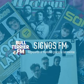 SignosFM #769 Regresando al momento gracias a las revistas