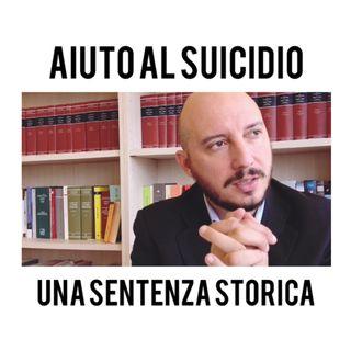Aiuto al suicidio: una sentenza storica!