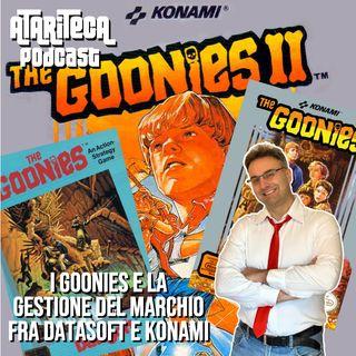 Ep.38 - I GOONIES e la gestione del marchio fra Datasoft e Konami
