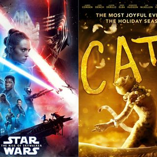 ...Recommends Movies (Aeronauts, Star Wars, Cats)