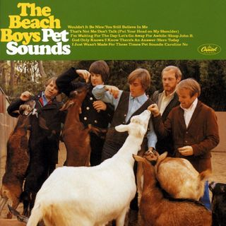 El Pet Sounds De The Beach Boys.