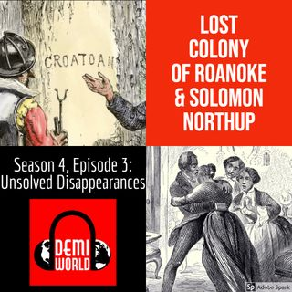Episode 28: Unsolved Disappearances