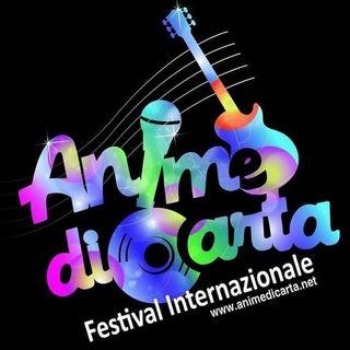 25 Marzo 2018 - Festival ANIME di CARTA presentato da Emanuela Petroni al Boogie Club