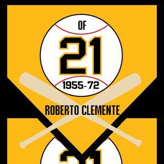 Retiren el #21 de Roberto Clemente en todas las Mayores