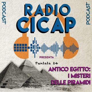 Radio CICAP presenta: Antico Egitto - I misteri delle piramidi