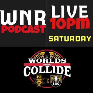 WNR267 WWENXT VS NXTUK WORLDS COLLIDE 2020