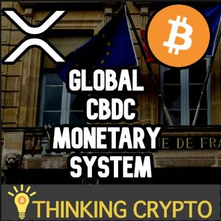 FRANCE CENTRAL BANK CBDC Experiments - XRP is Not Centralized - ZUBR Crypto Derivatives