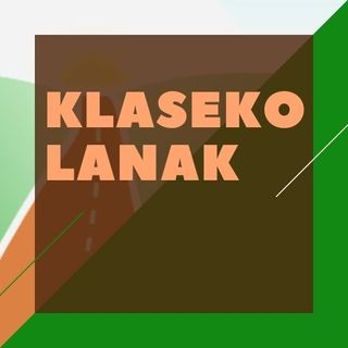 Klaseko Lanak