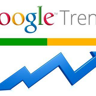 Elementos de Google Trends