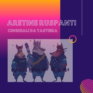 ARETINE RUSPANTI - Cinghiali da tastiera