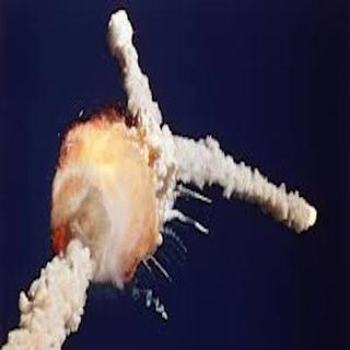 Episode 3: The Space Shuttle Challenger Disaster