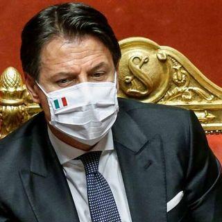 """Covid, il premier Conte: """"Blocco dei licenziamenti fino a fine marzo"""""""