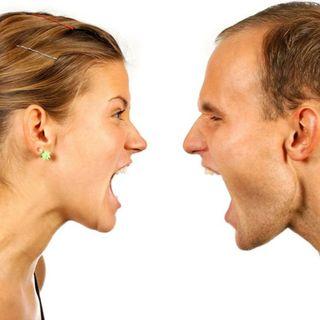 Come mai si finisce sempre per litigare?