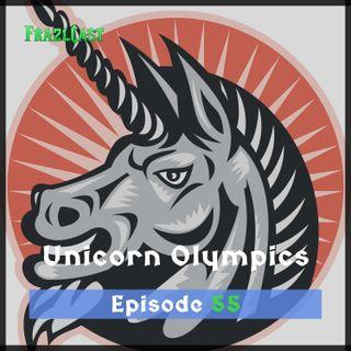 FC 055: Unicorn Olympics