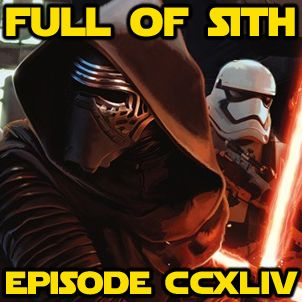 Episode CCXLIV: Star Tours, Crait and the Calm Before the Storm
